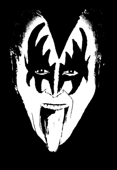 Gene Simmons by s-tyler